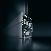 Schiebetür Aluminium Profil